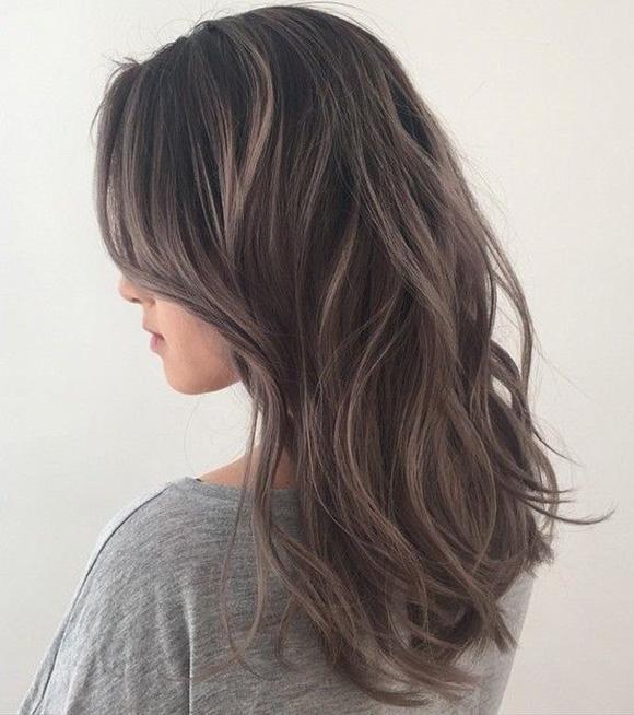 Mushroom Brown Hair Diamoci Un Taglio